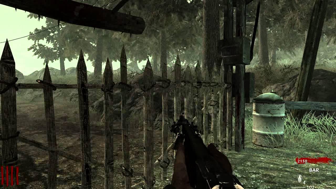 Nazi Zombie Farm Swamp - callofdutyrepo
