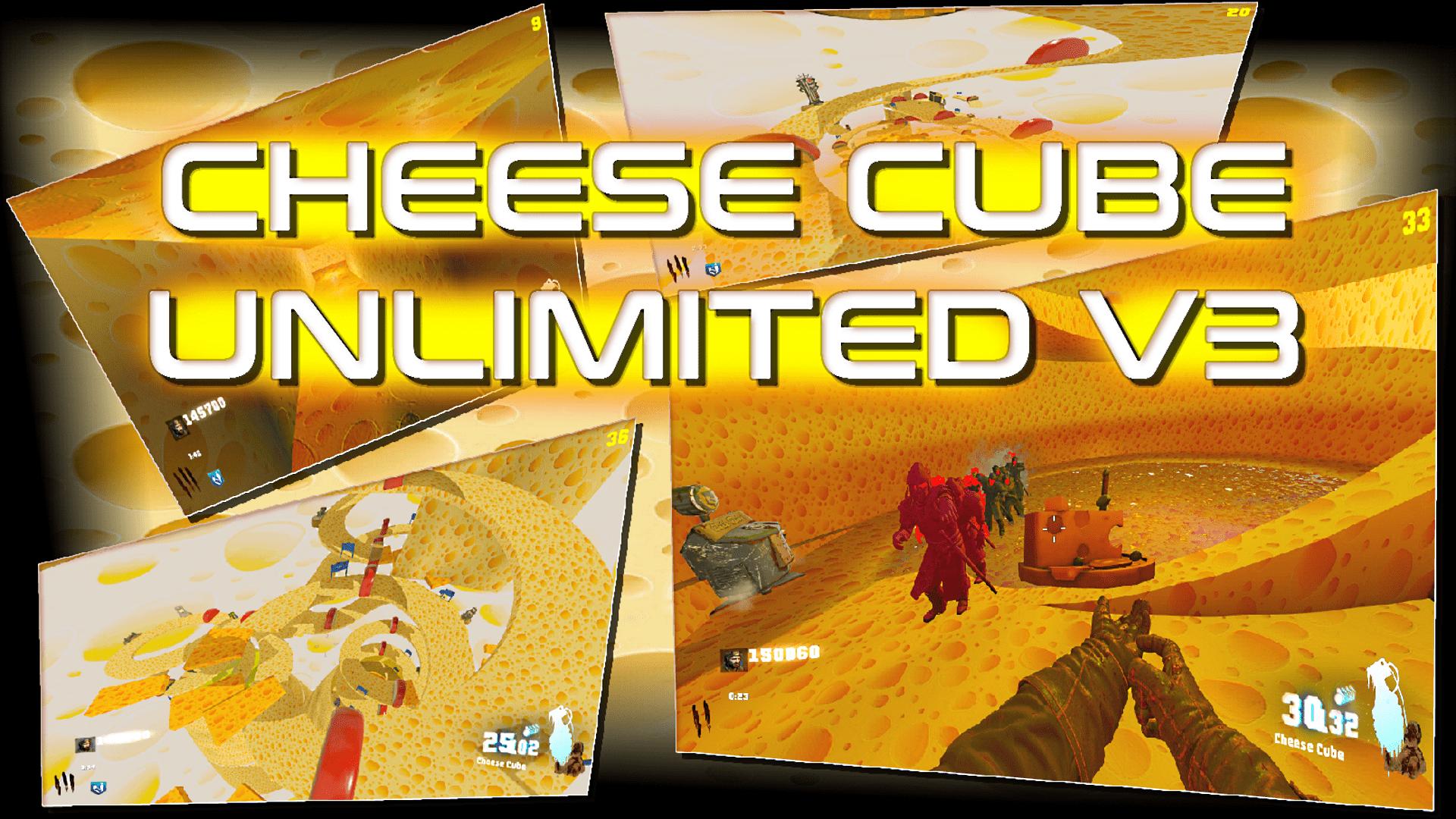 Bo3 Custom Zombies Cheese Unlimited V3 Speed Run Callofdutyrepo