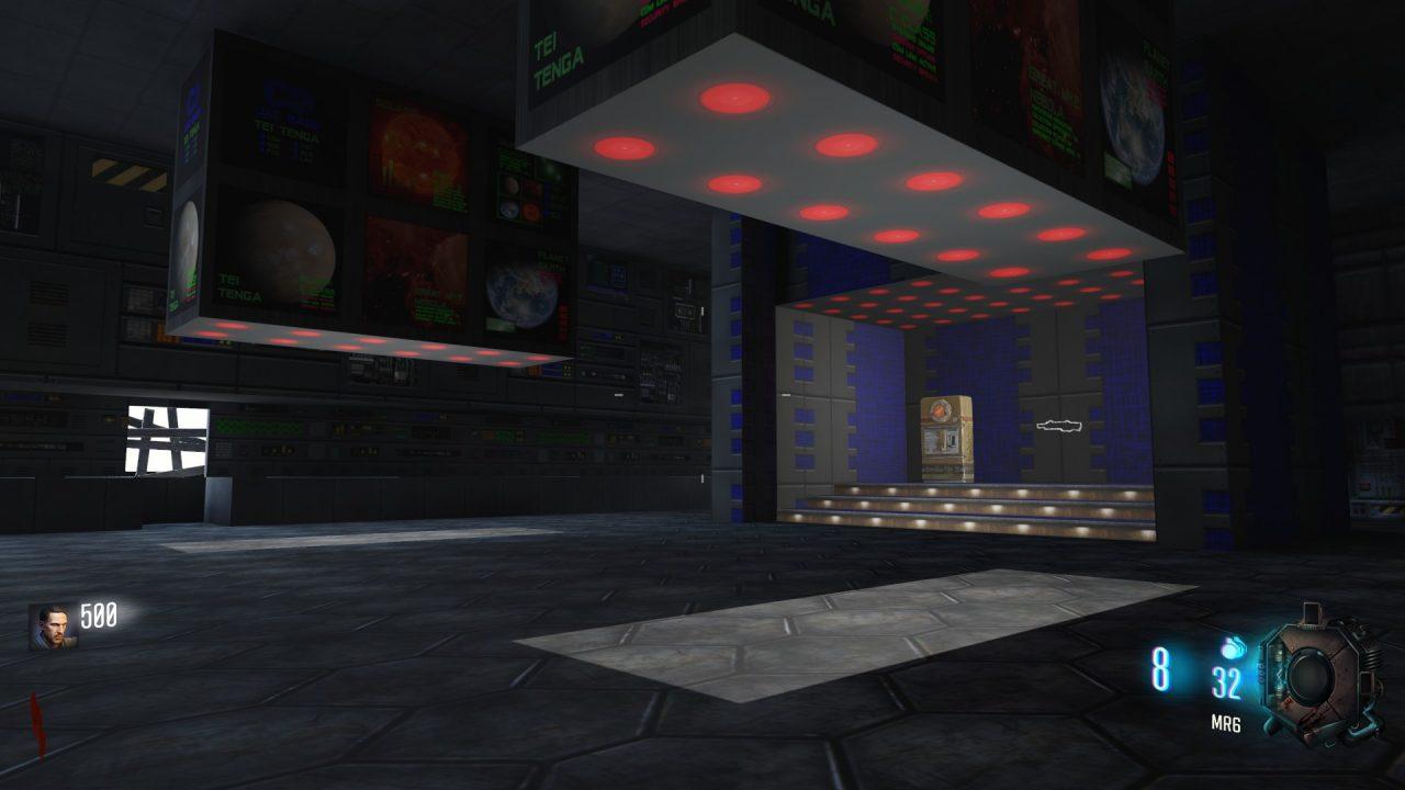 Doom E1M1 - Hanger - callofdutyrepo